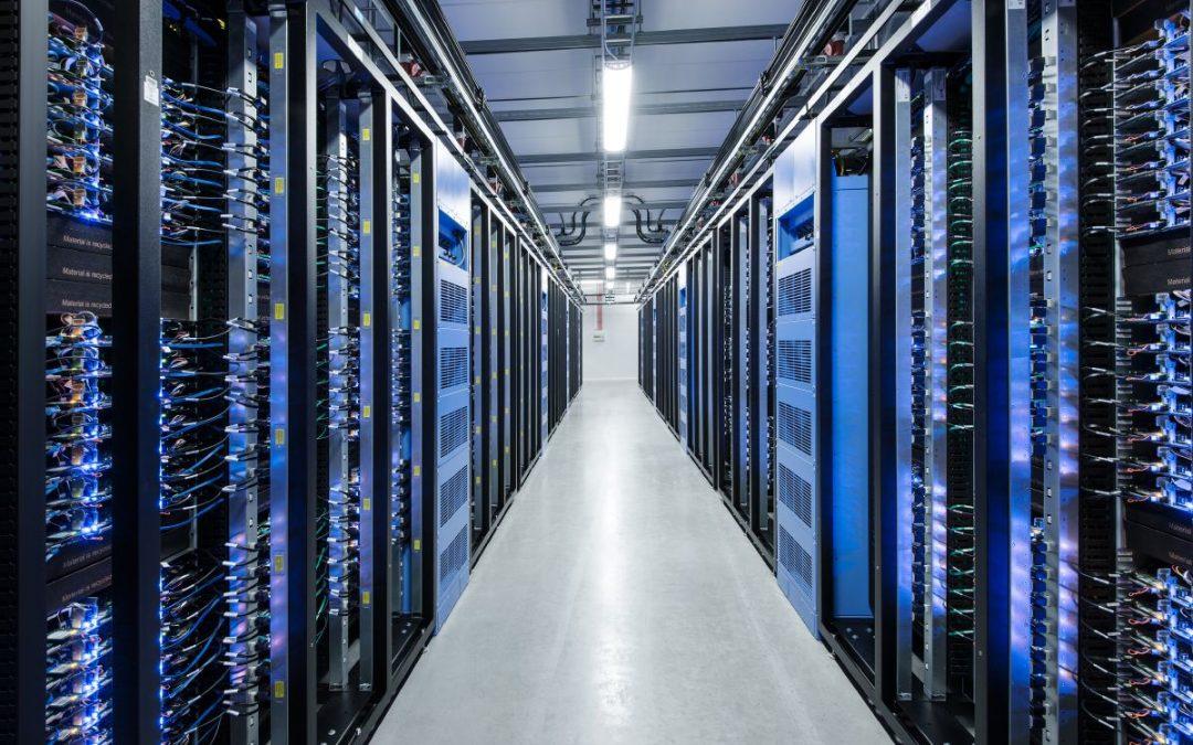 Millainen rakennusprojekti on datakeskus?