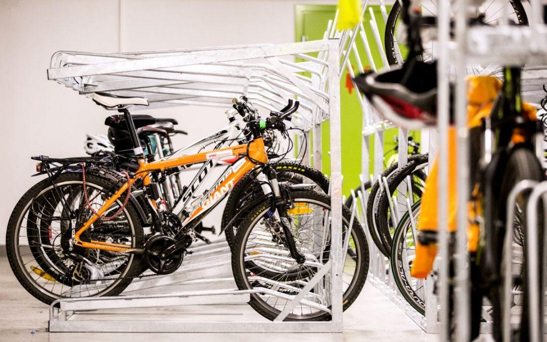 Kaupunkeja kehitetään raivaamalla tietä pyörille