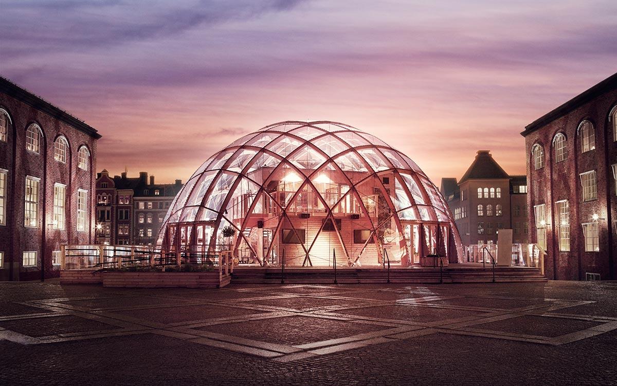 Dome of Visions mullistaa kaupunkitilan