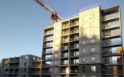 Miten Joutsenmerkki-rakentaminen näkyy työmaalla?