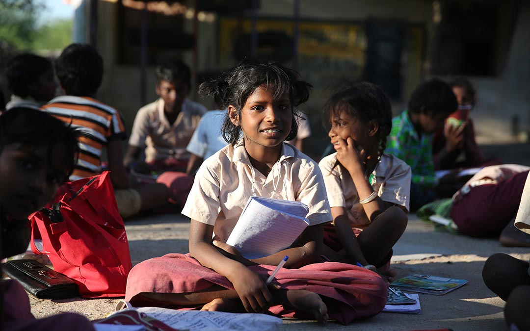 Työt NCC:n tukemissa intialaiskylissä on aloitettu