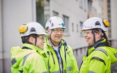 Kumppanien kanssa tehtävä yhteistyö vie kohti hiilineutraaliutta ja kiertotaloutta