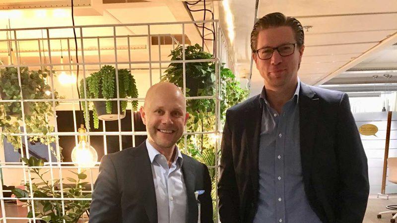 Andreas Nordin ja Johan Hagegård, IMRSV Studios