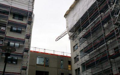 Kustannustehokas täydennysrakentaminen on yleistyvä tapa vastata asuntotarpeisiin