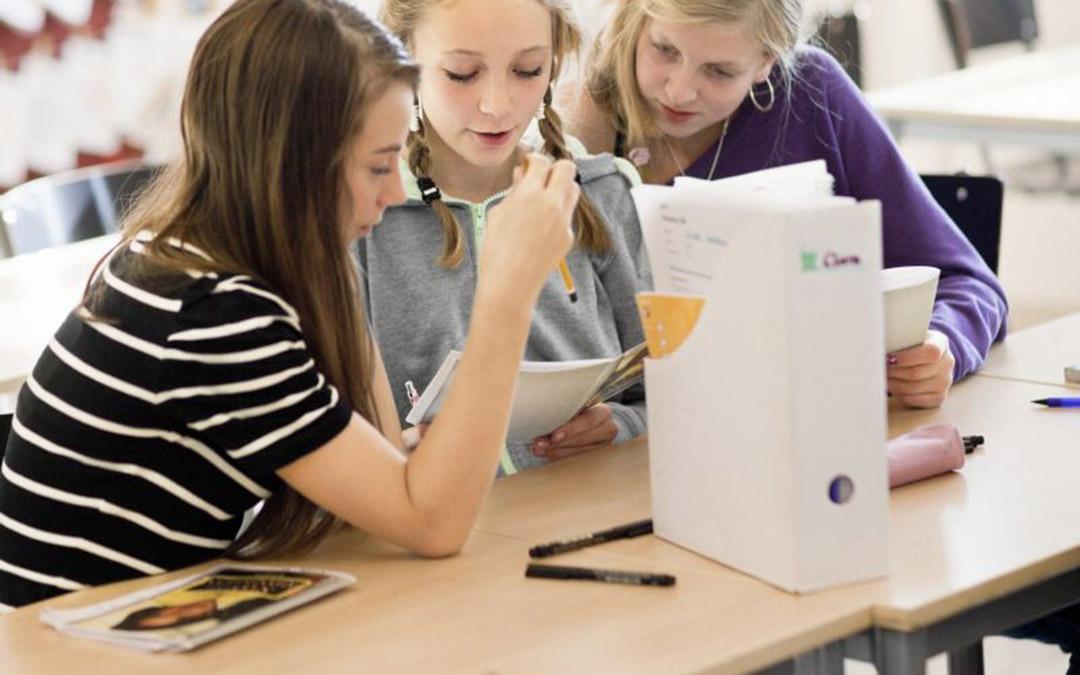 Elinkaarikouluissa opettajat ja oppilaat keskittyvät olennaiseen