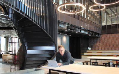 Fredriksberg toi stadin trendikkäimmät toimitilat Vallilaan