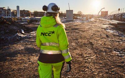 Hyvin suunniteltu on puoliksi tehty: Vastuullisen työmaan toimintamalli kehitti jätelajittelua Tampereella