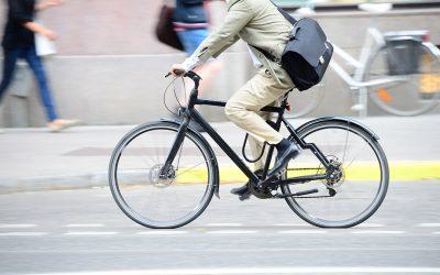 Työmatkapyöräilyn suosion tulisi näkyä tulevaisuudessa enemmän myös talojen rakentamisessa
